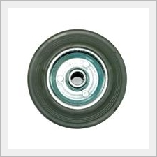 Grey Rubber Wheel