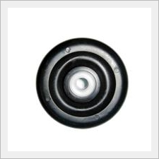 Black Polypropylene Wheel